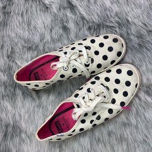 kate spade Shoes - KEDS X KATE SPADE: Polka Dot Sneaks